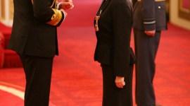 Julie Walters, Reconocida con Distinción de la Orden del Imperio Británico