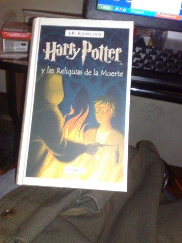 Somos los Primeros! Tenemos 'Harry Potter y las Reliquias de la Muerte'