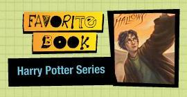 Serie de Libros de Harry Potter, Ganadora en los 'Kids' Choice Awards'