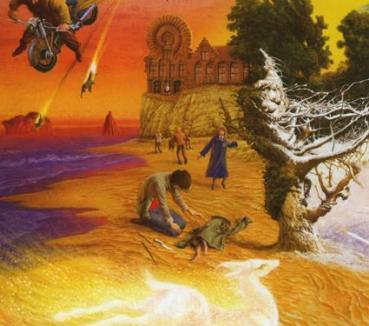 'Deathly Hallows', Ganador en los Premios 'BCB' como Mejor Libro del Año 2007