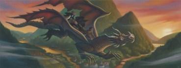 Portada de Lujo de Harry Potter 7… ¿un dragón?