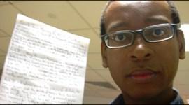 CBBC Reta a Entrevistador Lizo a Crear Resumen de Harry Potter en 1 Hoja A5