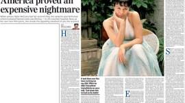 Helen McCrory Habla de la Filmación de 'Harry Potter y el Misterio del Príncipe'