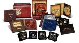 Edición Limitada de Harry Potter 1-5, Ganadora de Premio Nacional de Empaques