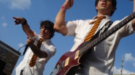 EXCLUSIVA: Entrevista con Joe DeGeorge de 'Harry and the Potters'