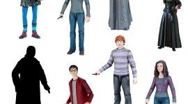 Nuevas Figuras de Acción de 'Harry Potter y el Misterio del Príncipe'