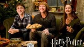 Nueva Fotografía de Harry Potter, Ginny y Ron Weasley en 'El Misterio del Príncipe'