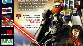 Primera Convención para Fanáticos de Harry Potter del Perú: 'Fan Fest 2008'