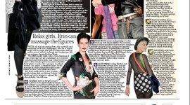 Bonnie Wright apasionada por la moda