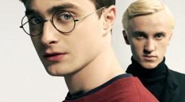 Daniel Radcliffe y Tom Felton en Sesión Fotográfica para 'El Misterio del Príncipe'