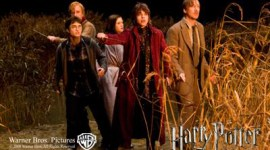 Nueva Imagen del Ataque a La Madriguera en 'Harry Potter y el Misterio del Príncipe'