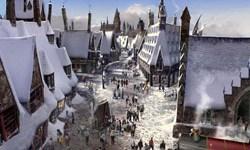 Castillo de Hogwarts Tendrá una Montaña Rusa Interactiva en su Interior!