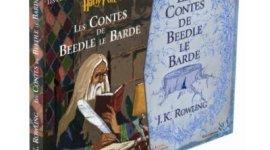 Revelada Portada de 'Los Cuentos de Beedle el Bardo' en Francés