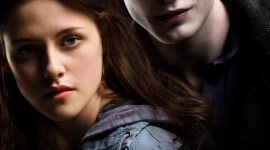 Poster de 'Twilight' y 'Little Ashes', protagonizadas por 'Robert Pattinson'