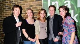 Imágenes de Emma Watson en Premier de 'In a Dark House' en Londres