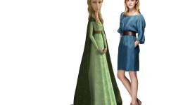 Más Imágenes Promocionales de Emma Watson en 'The Tale of Despereaux'