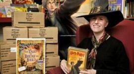 Comienza Envío Mundial de 8 Millones de Copias de 'Los Cuentos de Beedle el Bardo'!