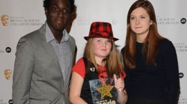 Bonnie Wright asiste a los British Academy Children's Awards