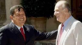 Inocentada: Hugo Chávez y el Rey Juan Carlos afirman ser fans de Harry Potter