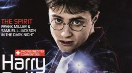 Nuevas Imágenes de Harry, Ron, y Ginny en 'Harry Potter y el Misterio del Príncipe'!