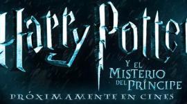 Rediseñado Website Oficial de 'Harry Potter y el Misterio del Príncipe' para Latinoamérica!