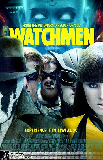 Sábado de Cine con BlogHogwarts: Recomendamos 'Watchmen'!