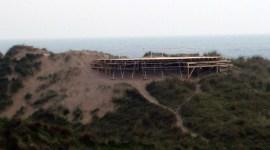 Primer vistazo de la construcción de 'Shell Cottage' en Wales