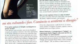 Emma Watson, Portada de la Edición de Mayo de la Revista Italiana 'Top Girl'