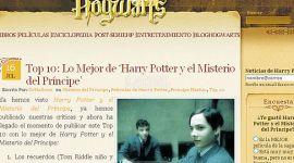 BlogHogwarts en 'El Nacional'
