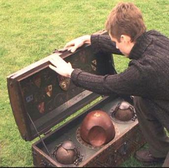 Libros Anexos de Harry Potter 13/24: 'Cambios en el Quidditch a partir del siglo XIV'