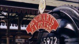 Actualizado: Filman escena en el Expreso de Hogwarts para 'Las Reliquias de la Muerte'