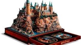 Espectacular Caja de Lujo con DVD's de Harry Potter a la Venta en Noviembre