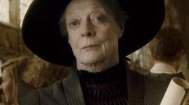 'Reliquias de la Muerte': Maggie Smith Regresa como Minerva McGonagall