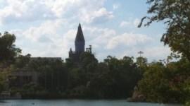 Comienza a Tomar Forma el Castillo de Hogwarts en el 'Parque de Harry Potter'!