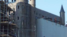 Video de la construcción del Parque Temático de Harry Potter