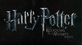 EXCLUSIVA: Logo Oficial de 'Harry Potter y las Reliquias de la Muerte: Parte I'