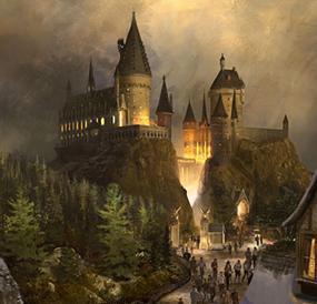 Montaña Rusa de Hogwarts Tendrá Efectos de la Red Flu en el Parque de 'Harry Potter'