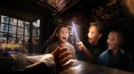 The Wizarding World of Harry Potter: La experiencia de las varitas