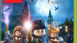 'WB Consumer Electronics' Revela Portadas Finales de 'Harry Potter LEGO Años 1-4'!