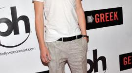 Tom Felton Asiste a Premiere de 'Get Him to the Greek' en Las Vegas