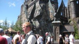 Audiciones en Parque de Harry Potter; Paseo por Gringotts; Show de 'El Cáliz de Fuego'