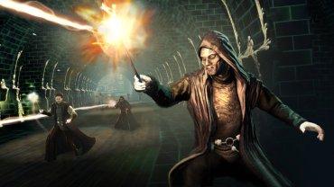 Nuevas Imágenes Promocionales del Videojuego 'Las Reliquias de la Muerte I'