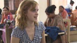 Nuevo Videoclip de Emma Watson en su Visita Bangladesh junto a 'People Tree'