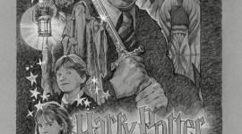 Artista Drew Struzan Revela Bosquejo de Poster No-Utilizado para 'La Cámara Secreta'
