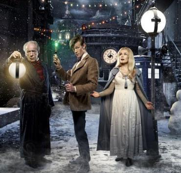 Nuevos Detalles de la Participación de Michael Gambon en el Especial de Navidad de 'Doctor Who'