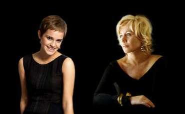 Emma Watson Revela Detalles de su Colaboración en la Nueva Línea de la Diseñadora Alberta Ferretti