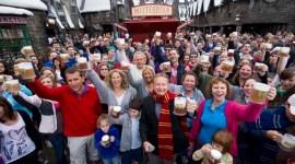 Vendidas 1 Millón de Cervezas de Mantequilla en el Parque Temático de 'Harry Potter'!
