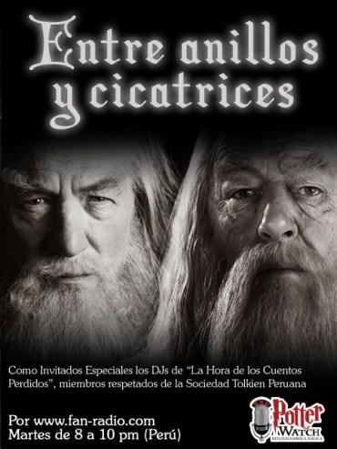 "Hoy PotterWatch: ""Entre Anillos y Cicatrices"""