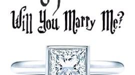 Ingeniosa Propuesta de Matrimonio con Aplicación de 'Harry Potter' para Android