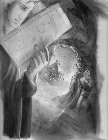 Arte Conceptual de Severus Snape como Director de Hogwarts en 'Las Reliquias II' y Más!
